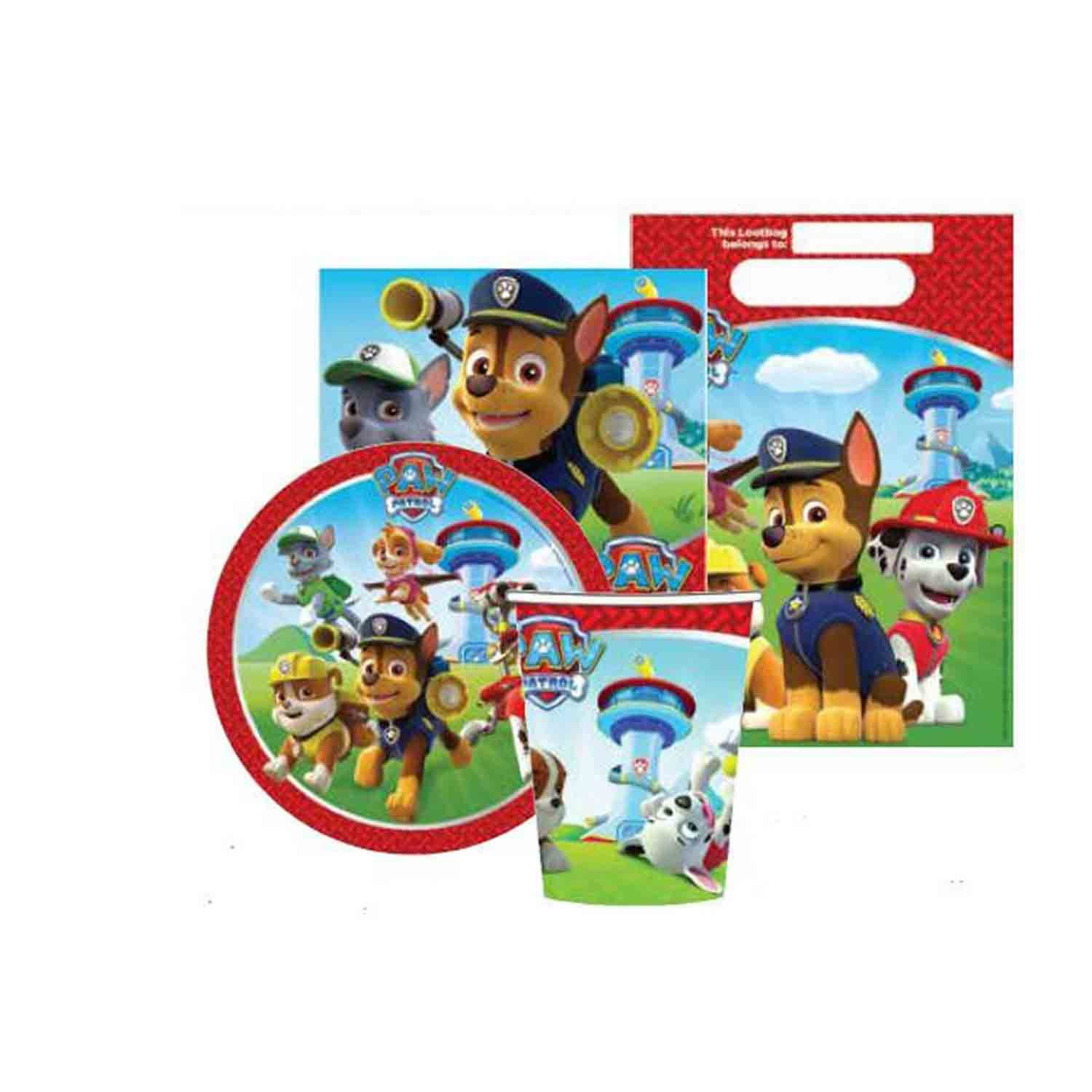 Paw Patrol Party Pack 40pc