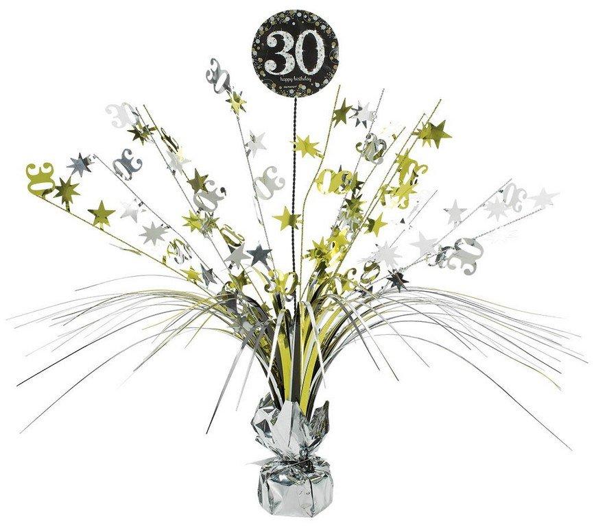 Sparkling Celebration 30 Centrepiece Spray