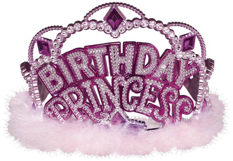 Princess Tiara w/Marabou