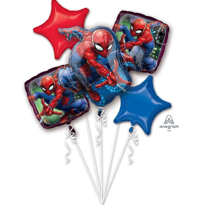 Bouquet Spider-Man P75
