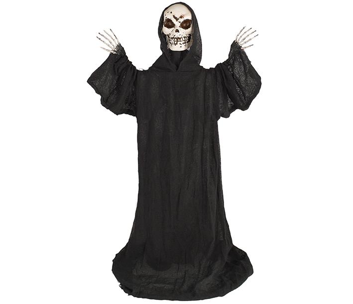 Standing Reaper Prop Decoration Fabric & Plastic