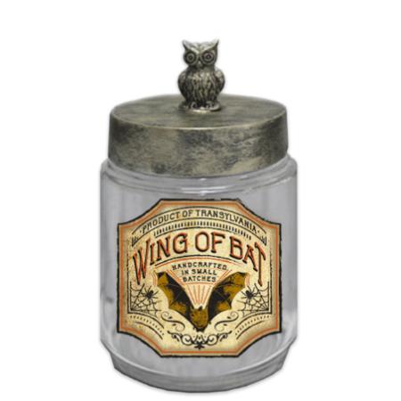 Owl Apothecary Jar