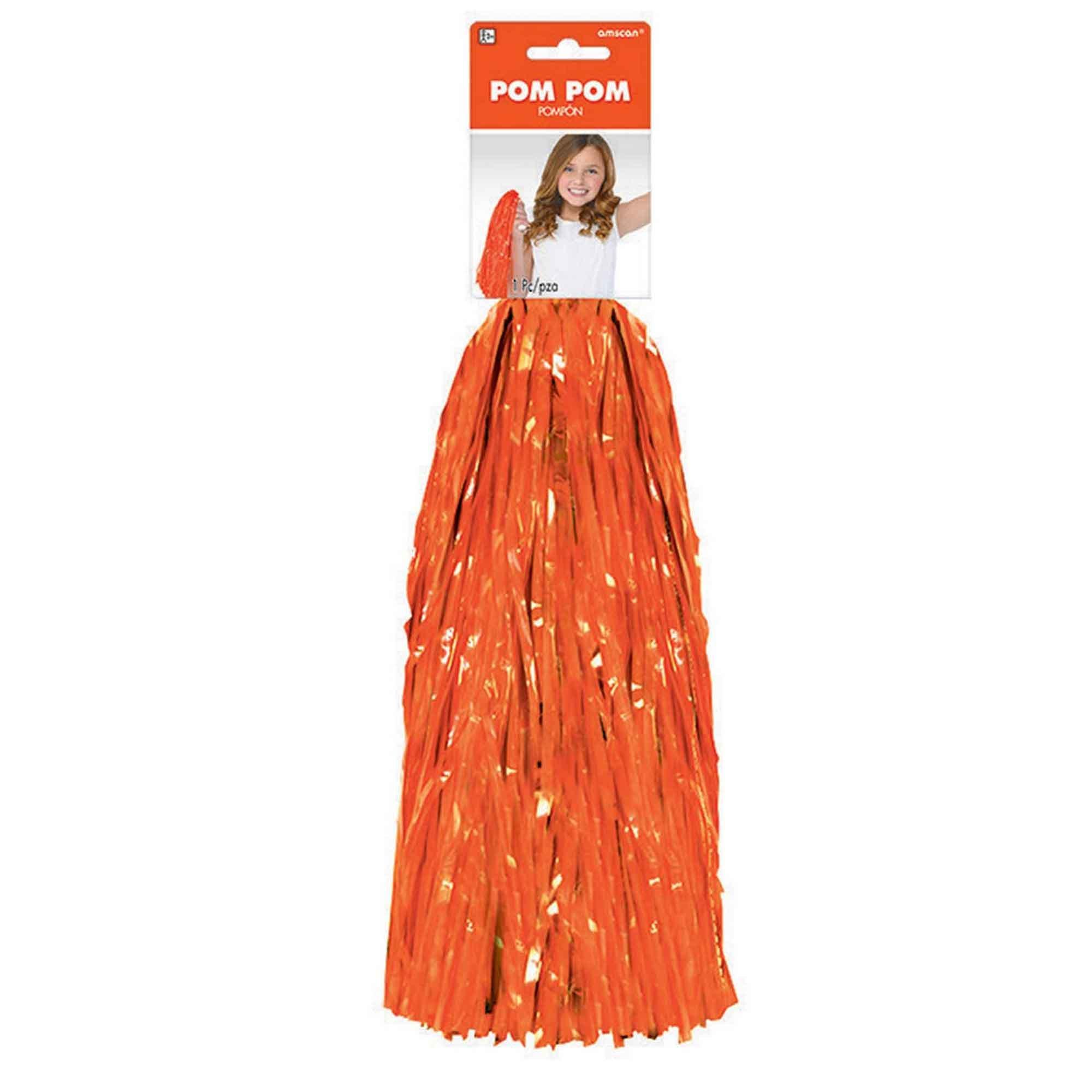 Pom Pom Mix- Orange