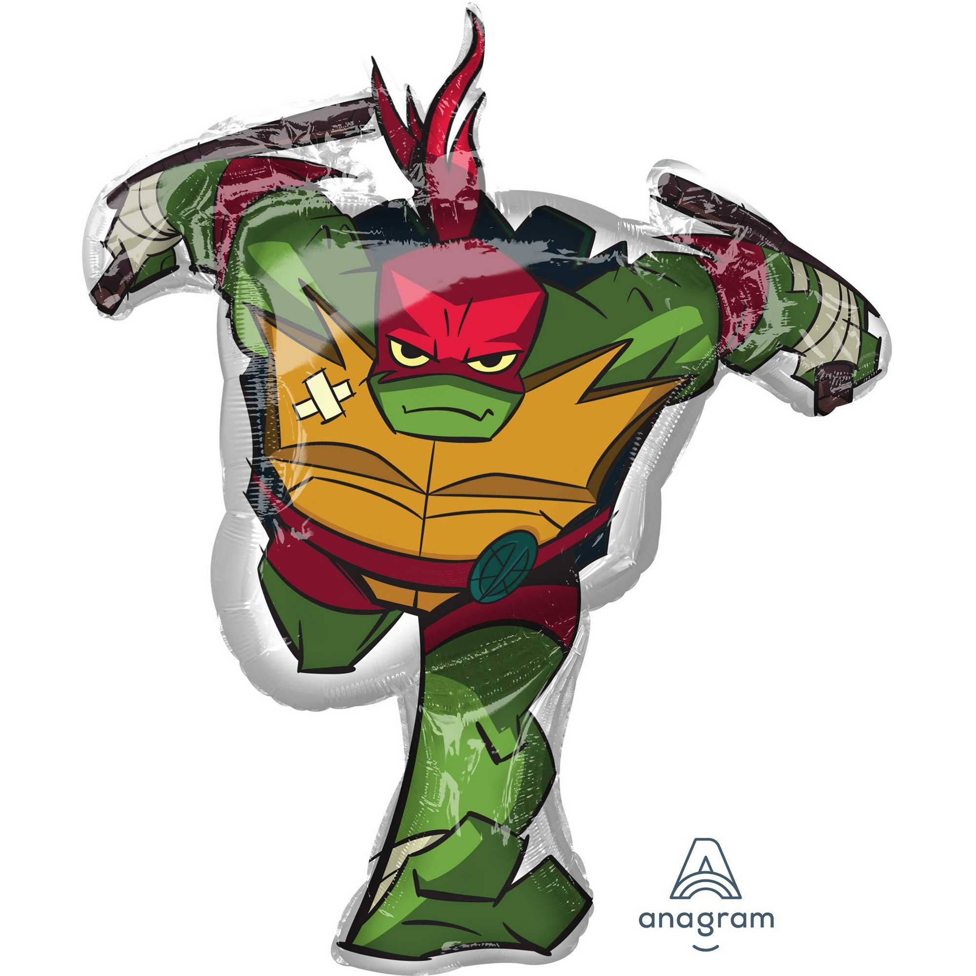 SuperShape Rise of the Teenage Mutant Ninja Turtles Raphael P38