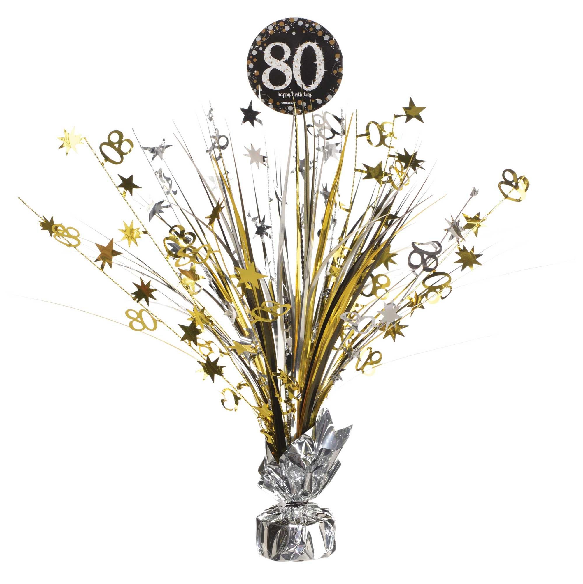Sparkling Celebration 80 Centrepiece Spray