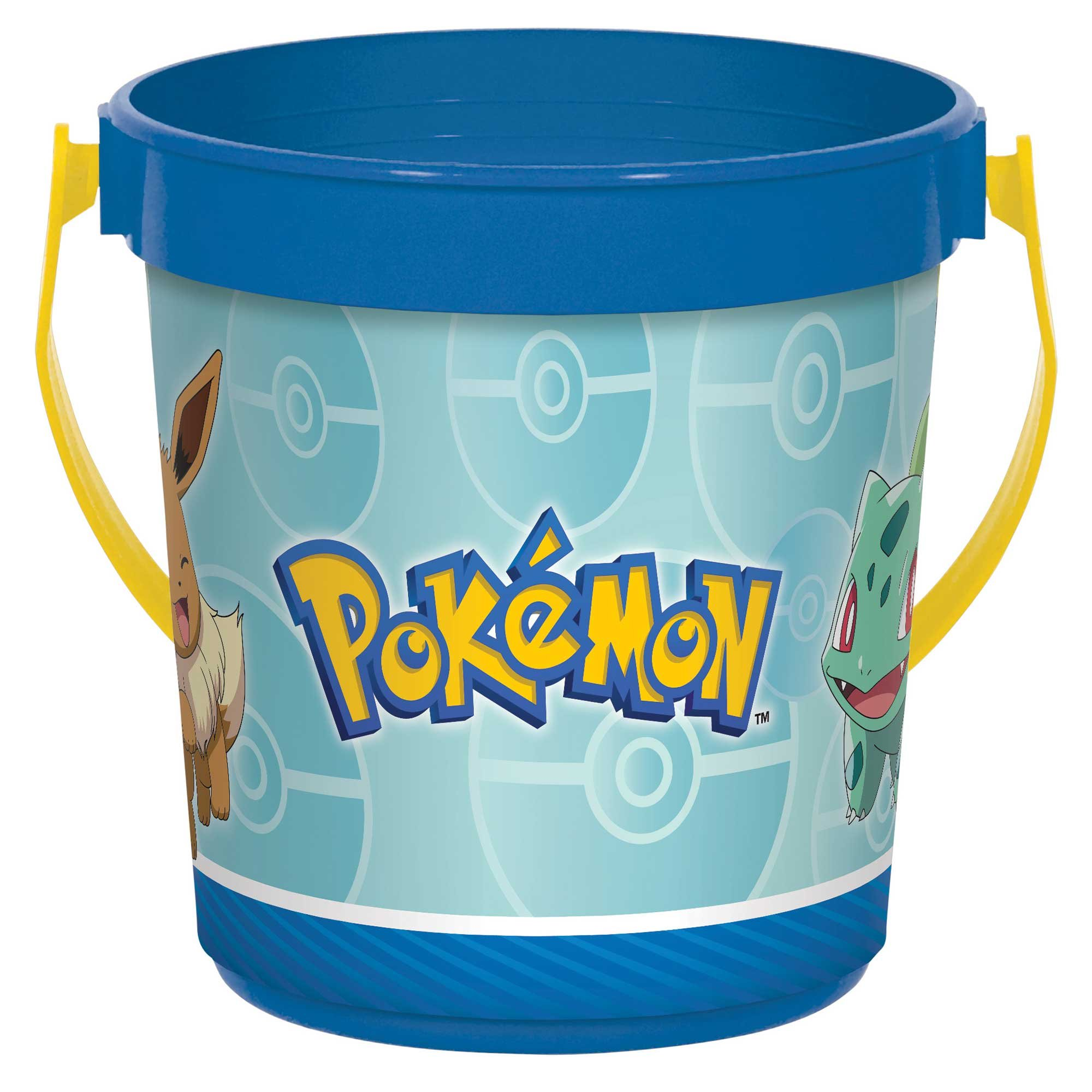 Pokemon Classic Favor Container