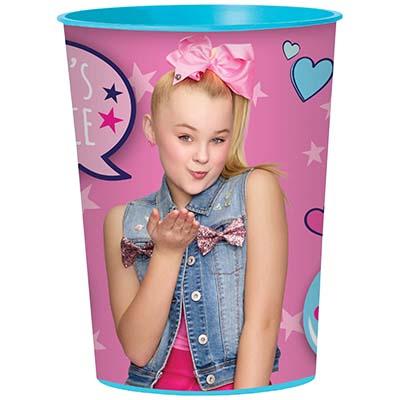 Jojo Siwa 473ml Favor Cup - Plastic