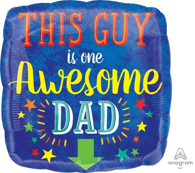 45cm Standard HX Awesome Dad S40