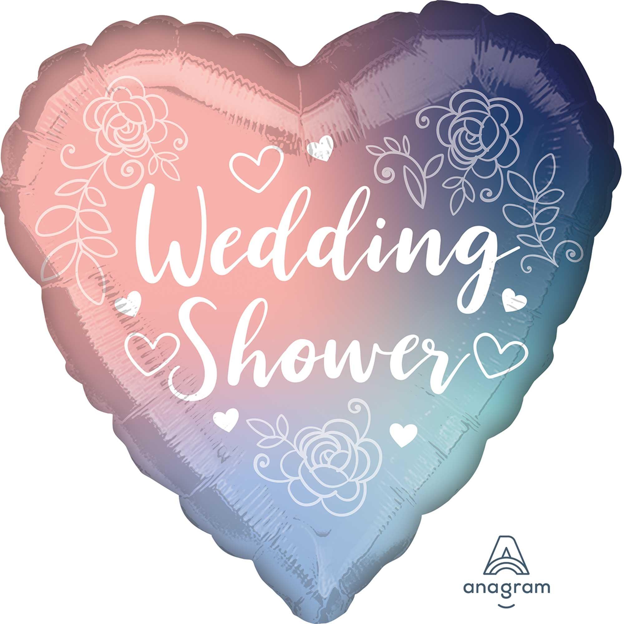 45cm Standard HX Twilight Lace Bridal Wedding Shower S40