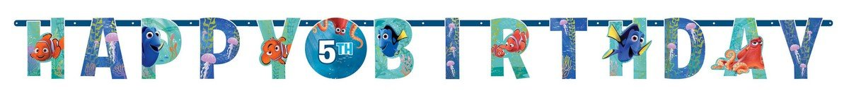 Finding Dory Jumbo Add-An-Age Banner