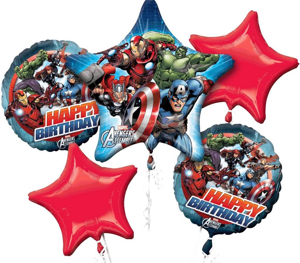 Bouquet Avengers Assemble P75
