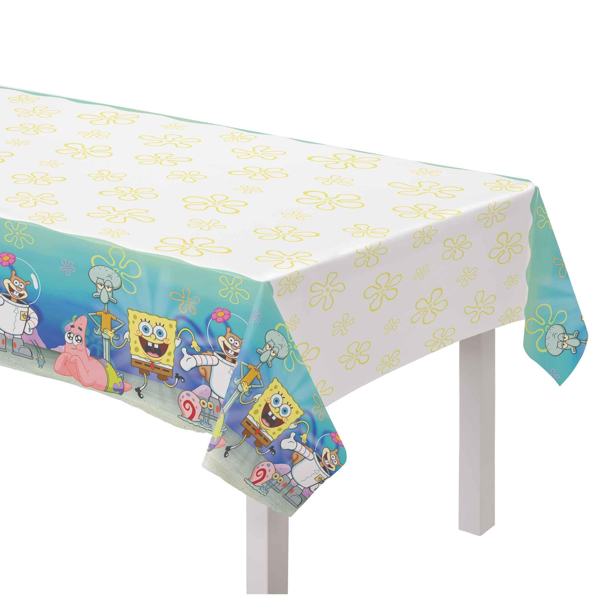 SpongeBob Paper Tablecover