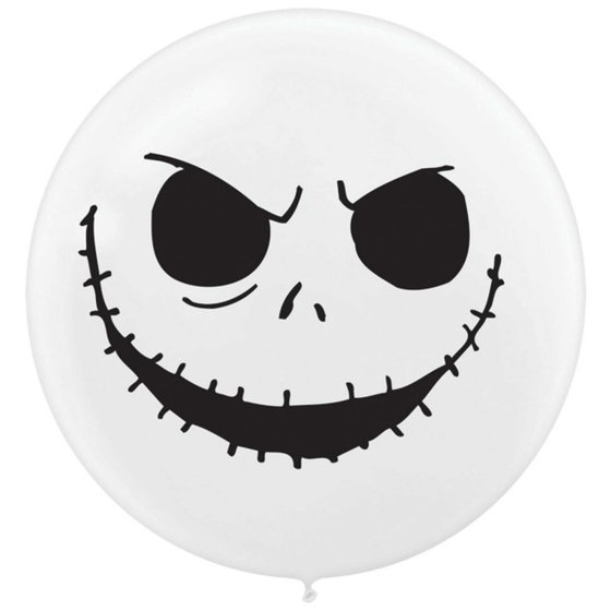 """The Nightmare Before Christmas Giant 24""""/ 60cm Latex Balloons"