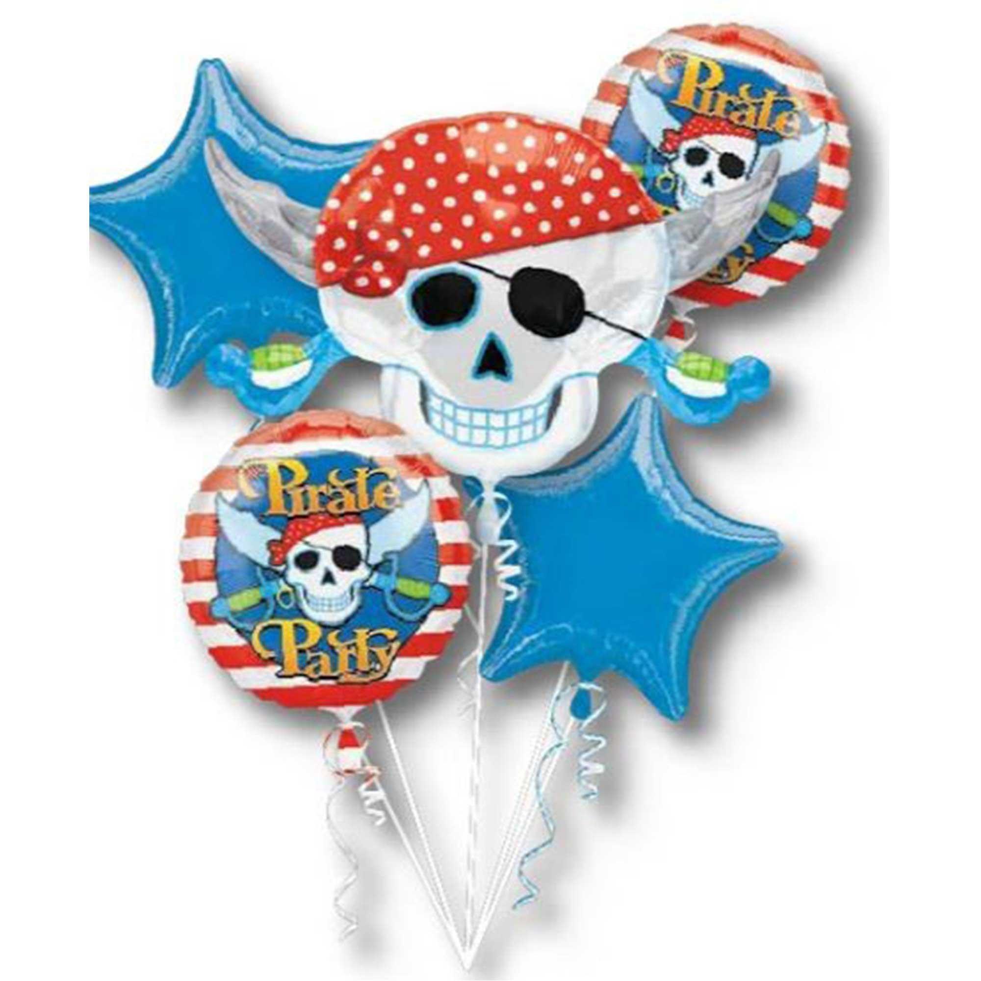 Bouquet Pirate Party P75