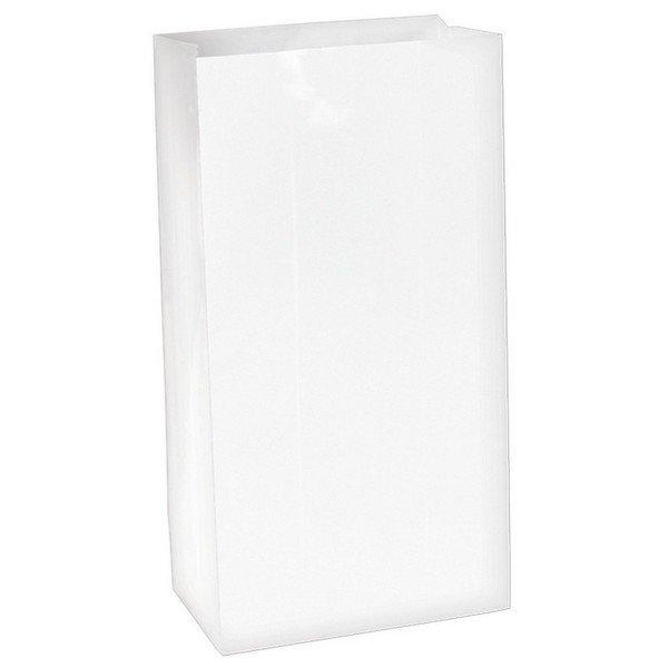 Mini Paper Bags White
