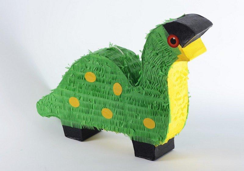 Dinosaur 2D Shape Pinata