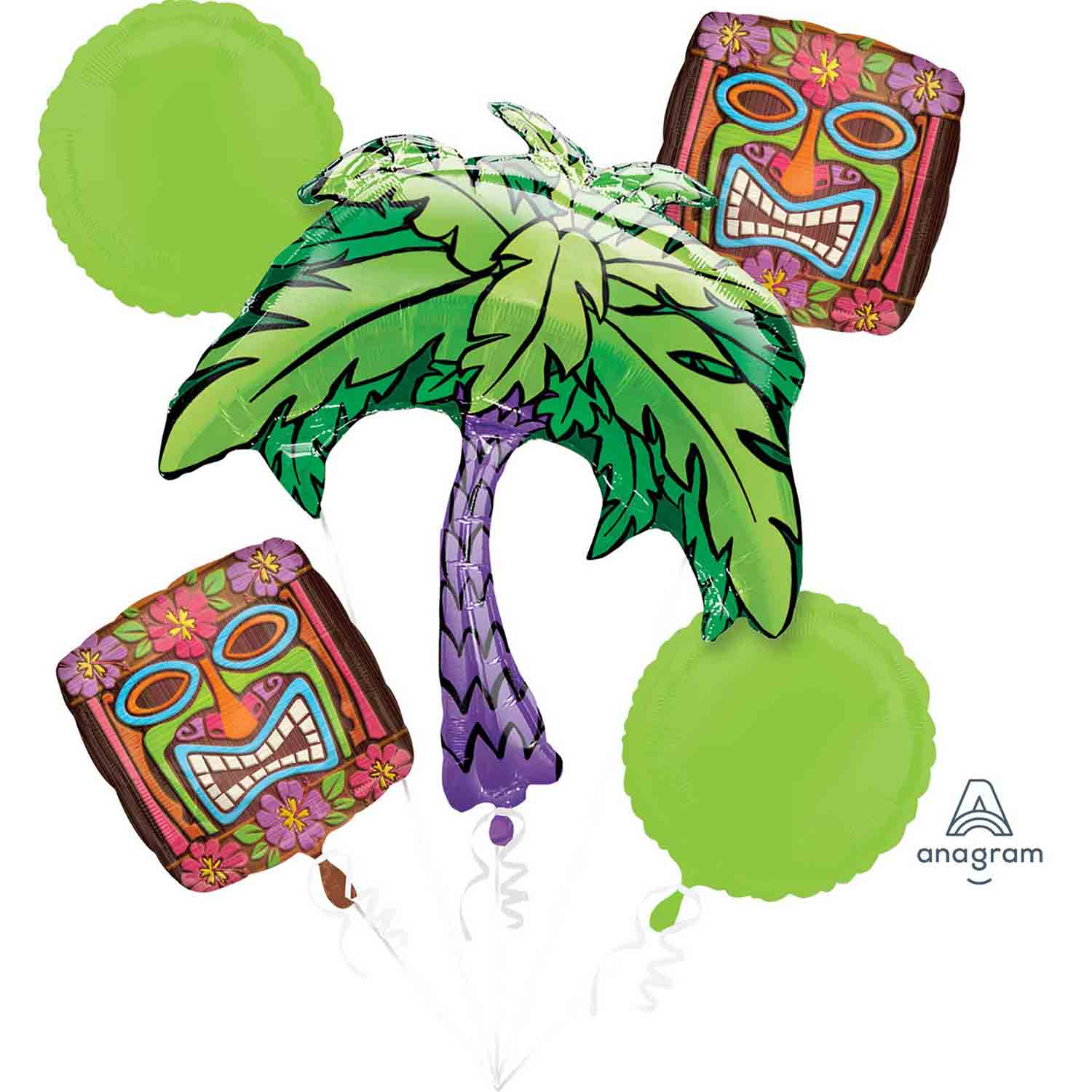 Bouquet Kiwi Tiki Time P75