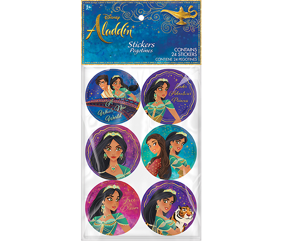 Aladdin Stickers