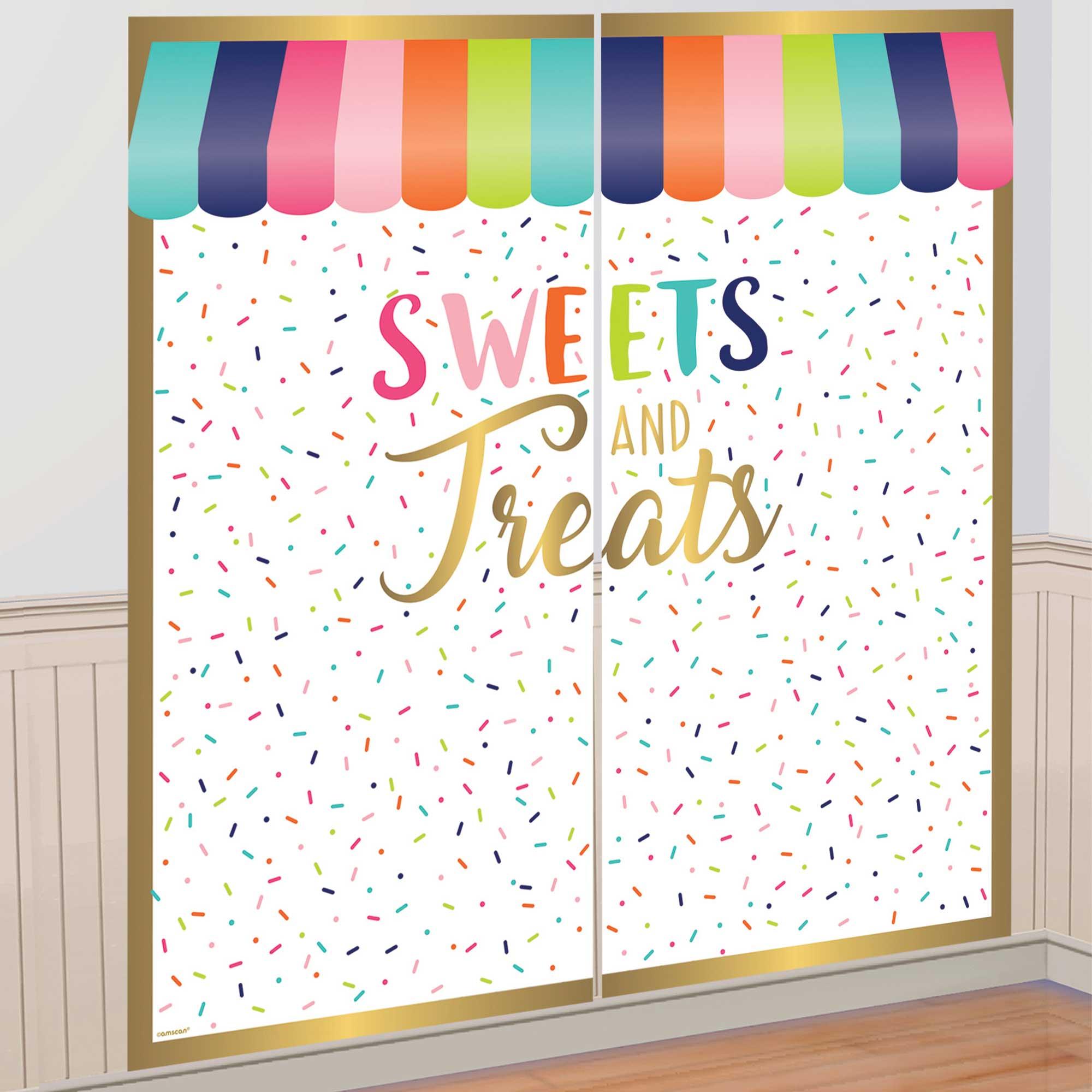 Sweets & Treats Scene Setter
