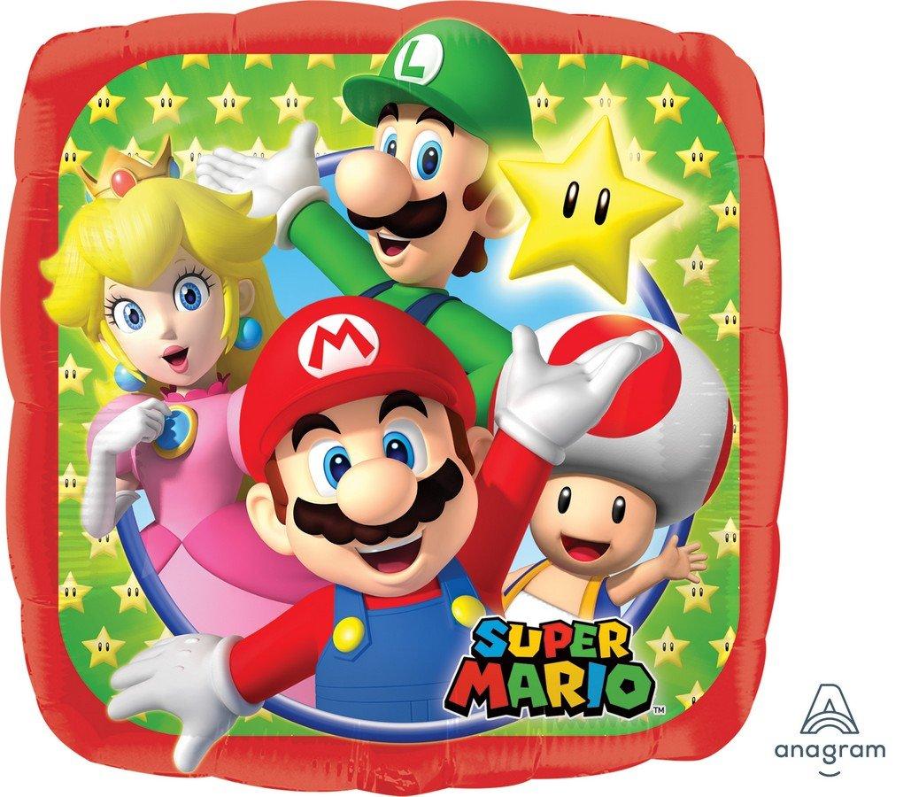45cm Standard HX Super Mario Brothers S60