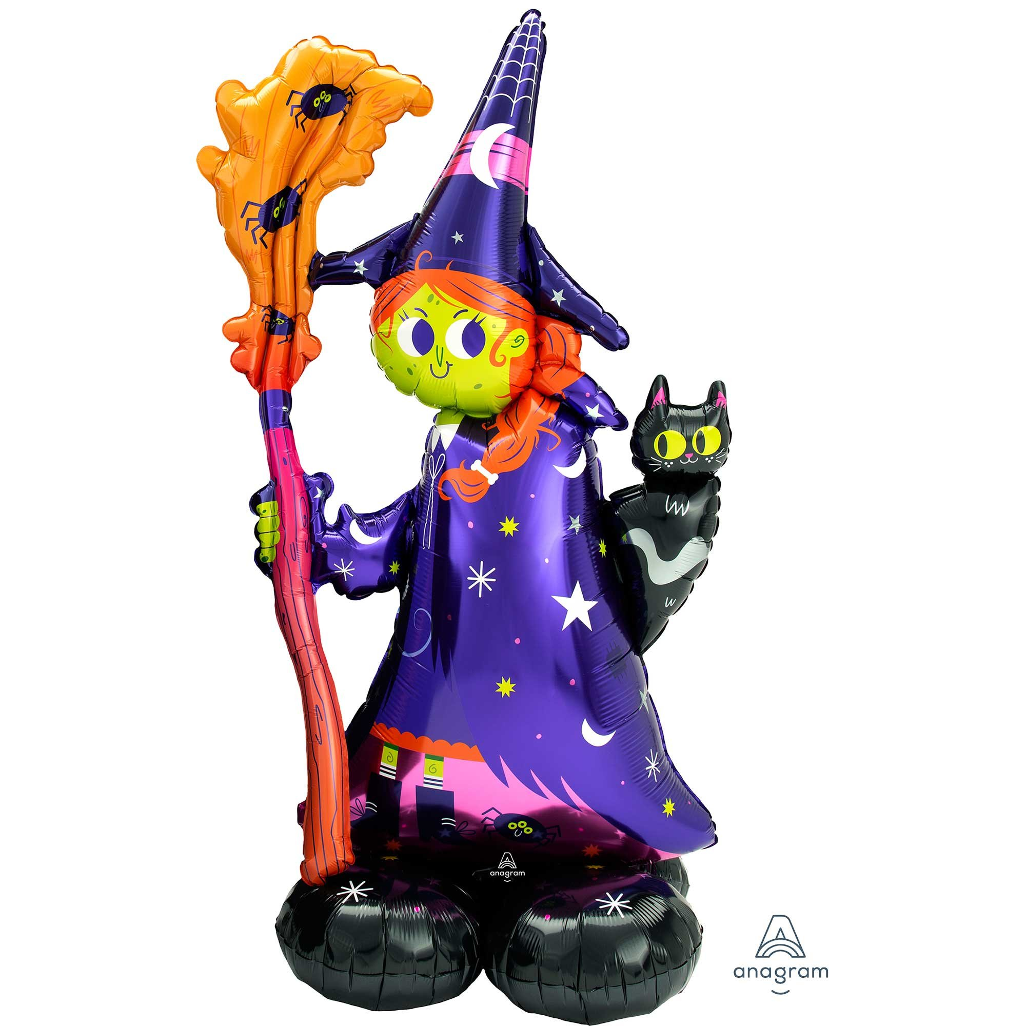 CI: AirLoonz Scary Witch & Cat P70
