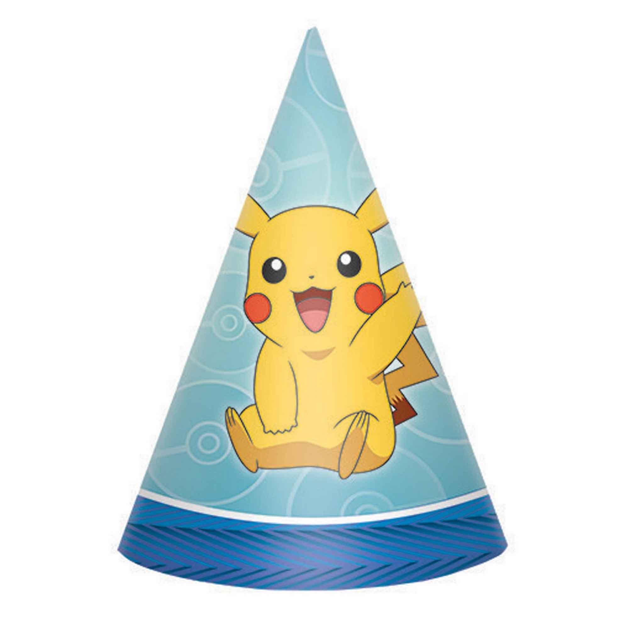 Pokemon Core Cone Hat - Paper