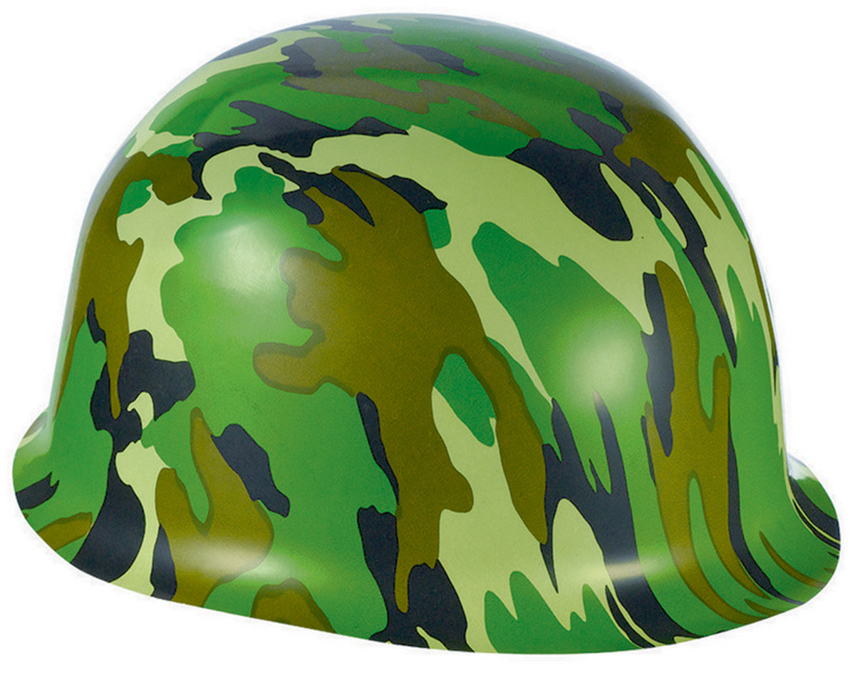 Camouflage Vac Form Hat