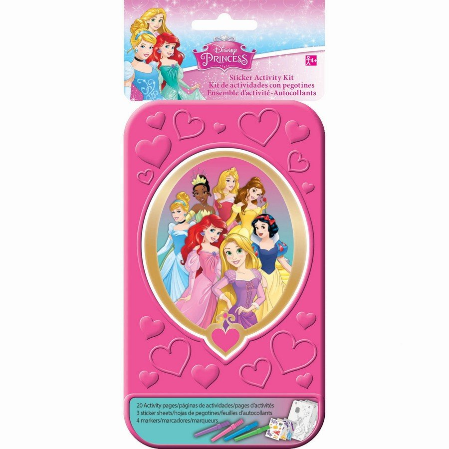Sticker Activity Kit Disney Princess