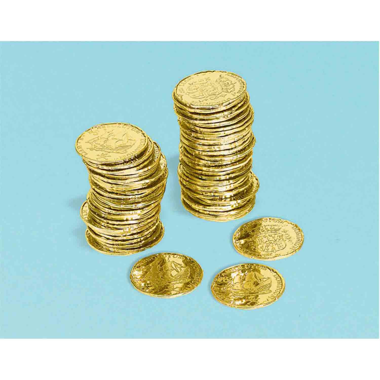 Pirate's Treasure Coin Favors
