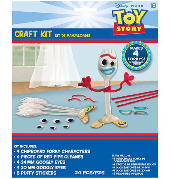 Toy Story 4 Craft Decorating Kit
