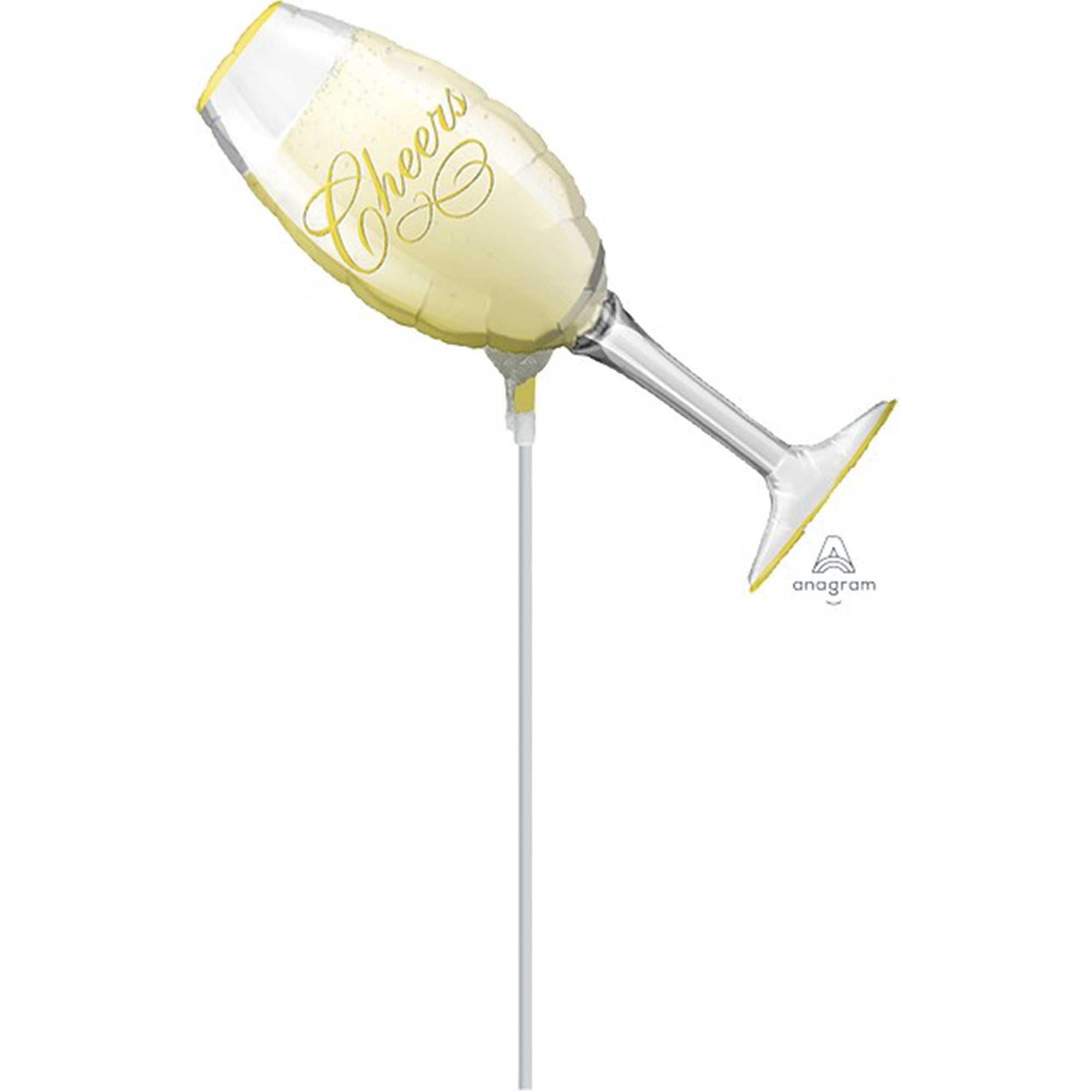 Mini Shape Champagne Glass A30