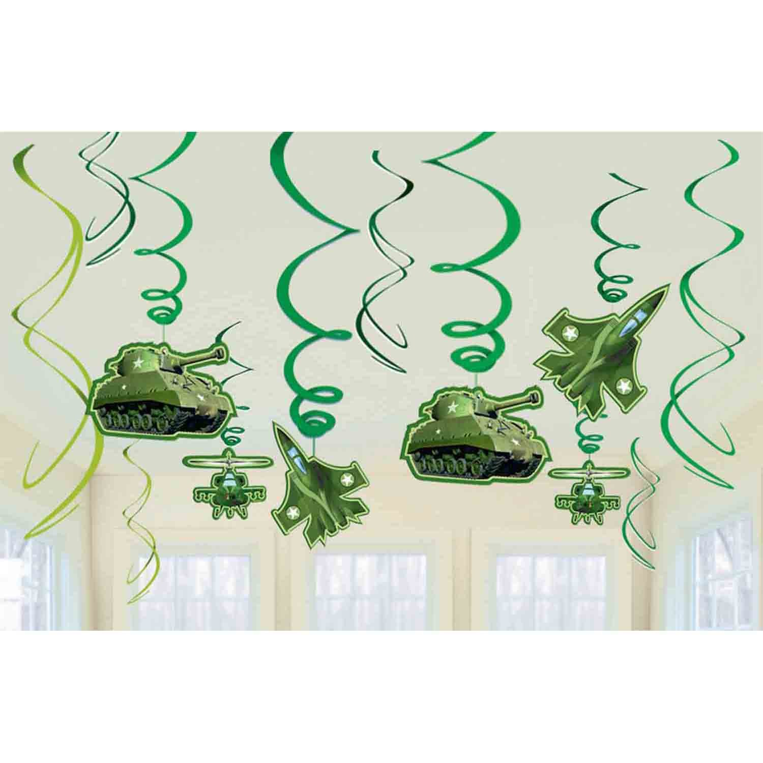 Camouflage Swirl Value Pack