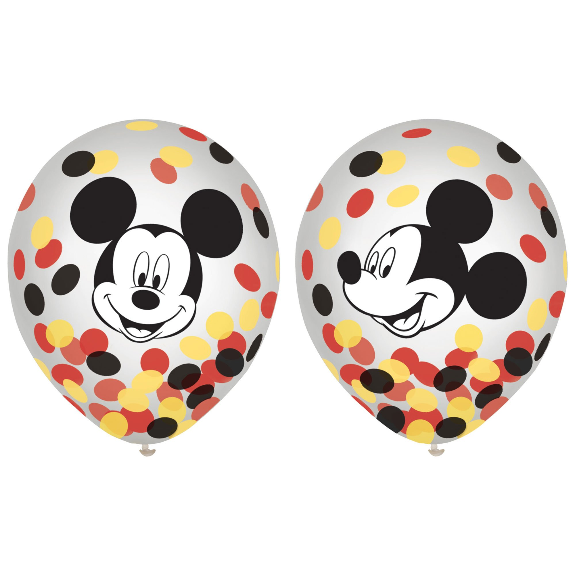 Mickey Mouse Forever 30cm Latex Balloons & Confetti