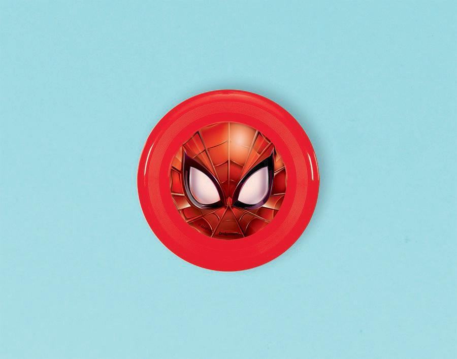 Spider-Man Webbed Wonder Flying Disc