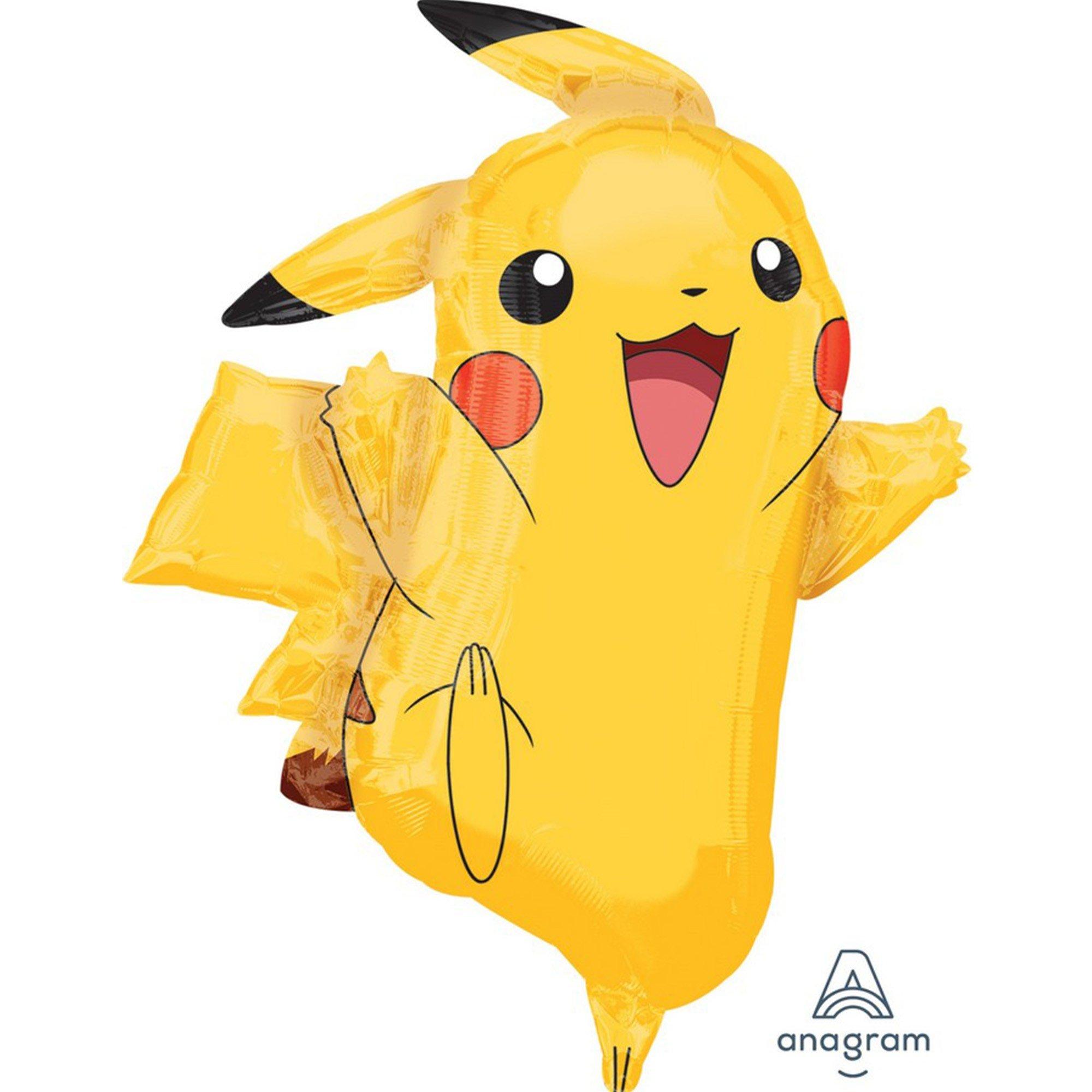 SuperShape XL Pokemon Pikachu P38