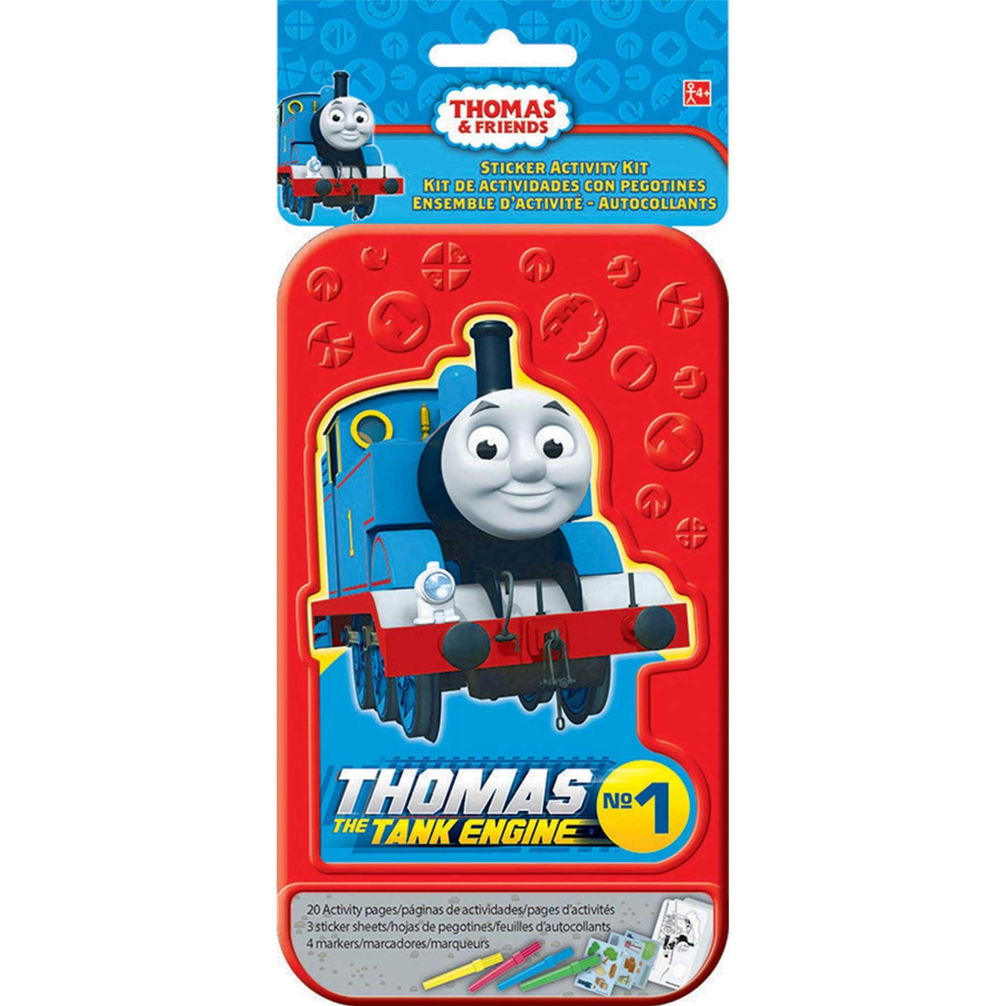 Sticker Activity Kit Thomas & Friends