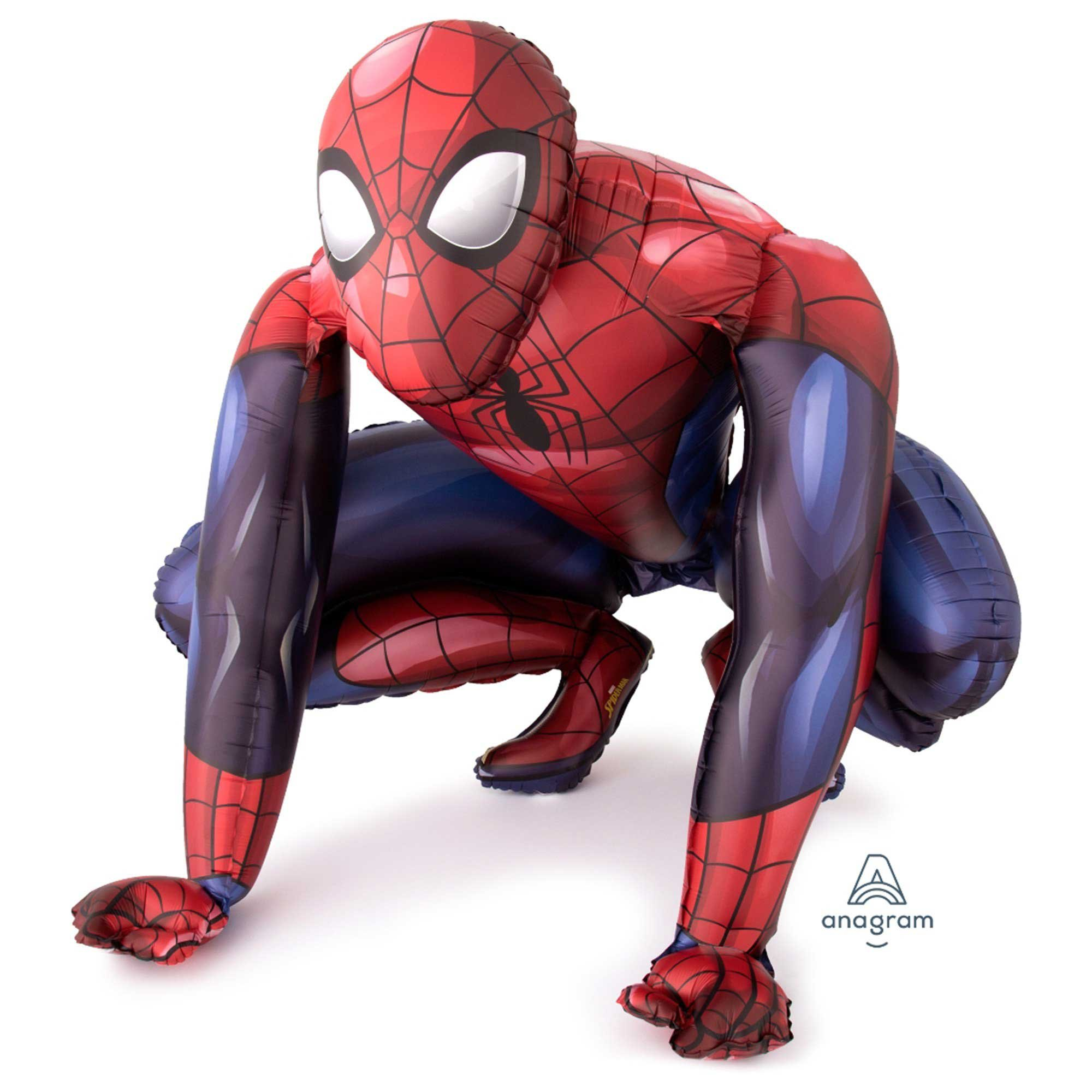 Airwalker Spiderman Animated P93