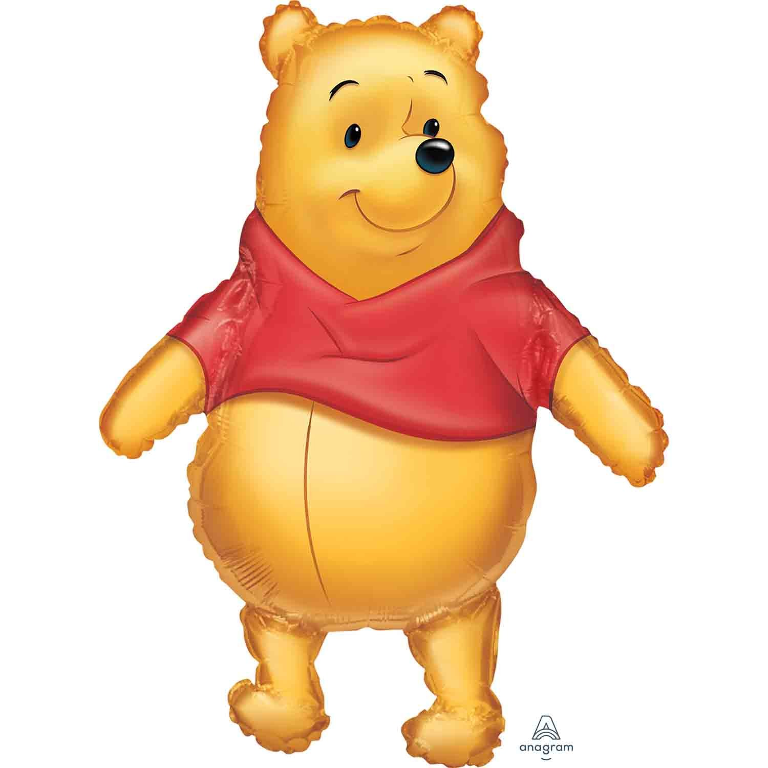 SuperShape Big As Life POOH P38