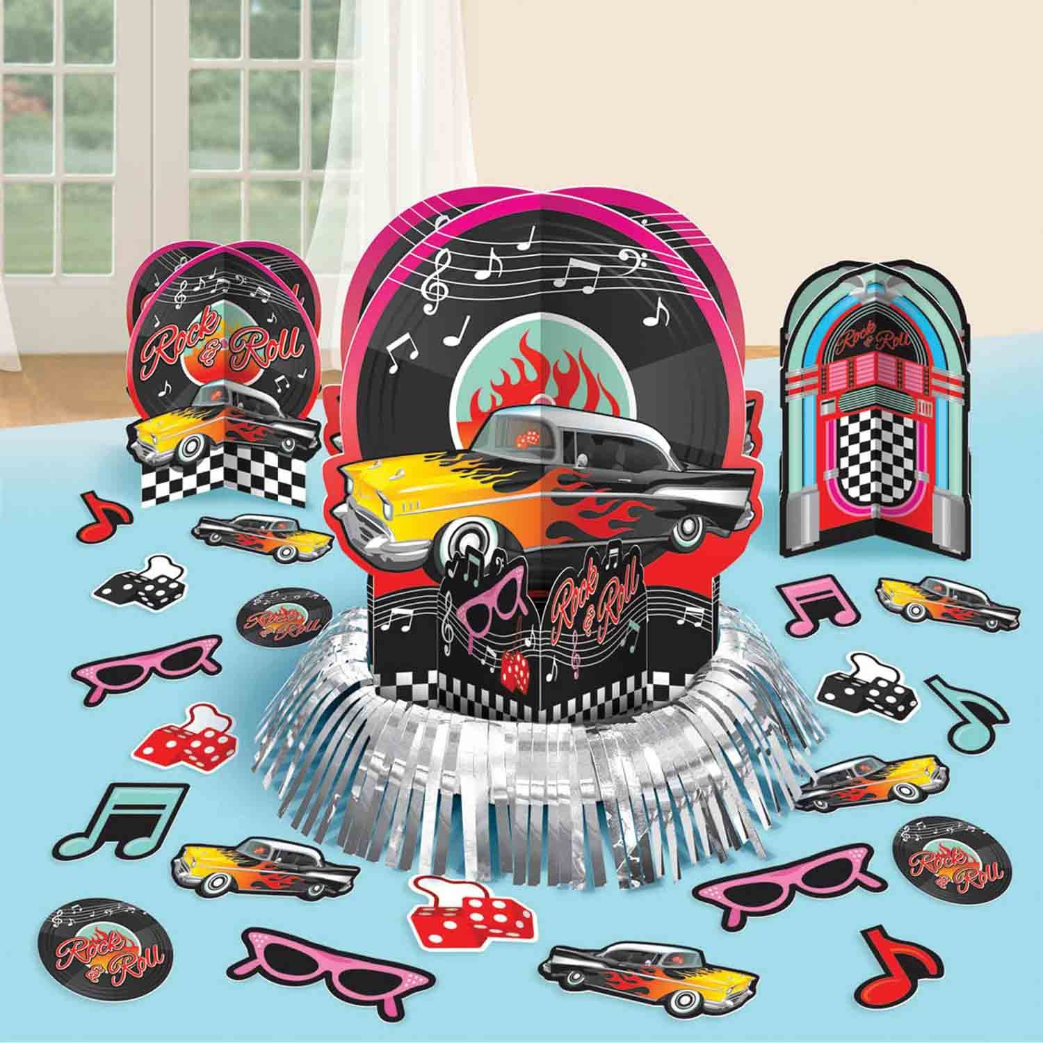Classic 50's Table Decorating Kit