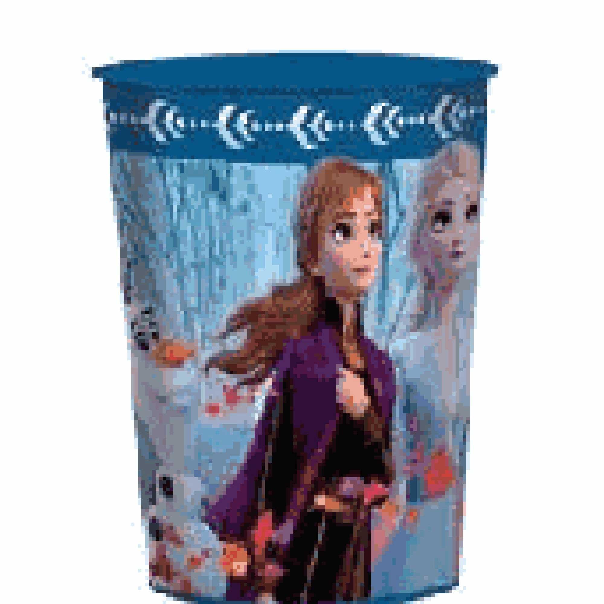 Frozen 2 Metallic Favor Cups