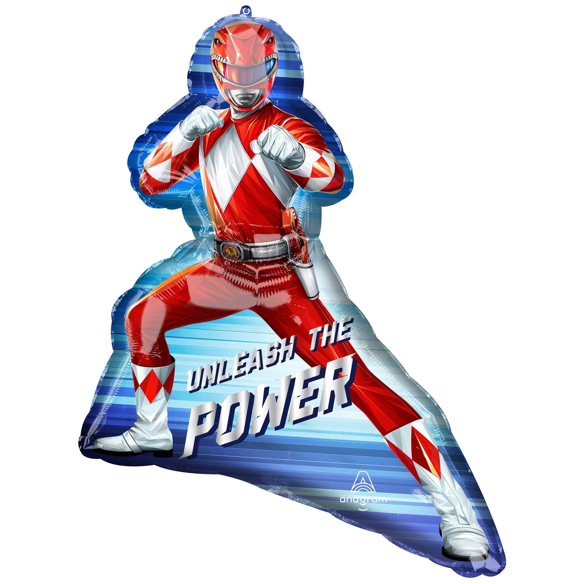 SuperShape Power Rangers Red Ranger P38