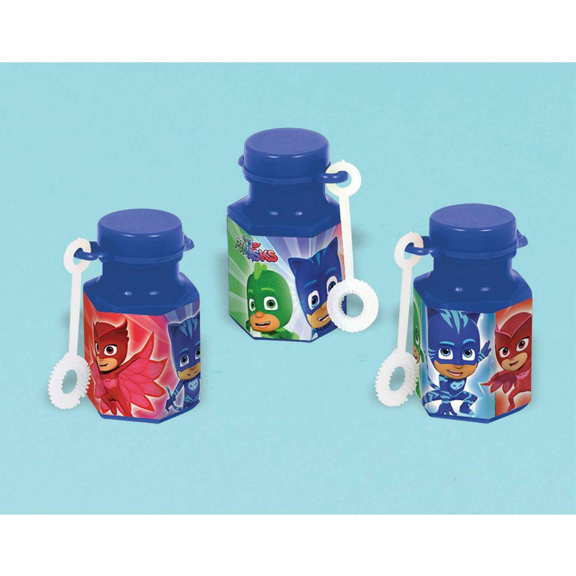 PJ Masks Mini Bubble Favor