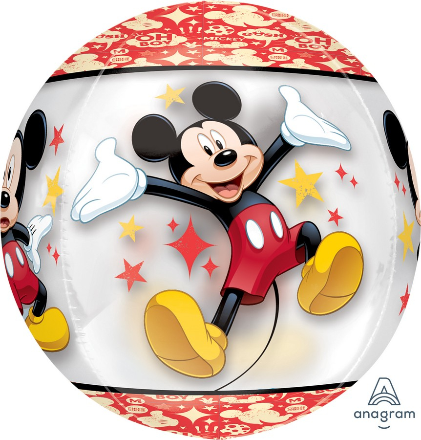 Orbz XL Mickey Mouse Clear G40