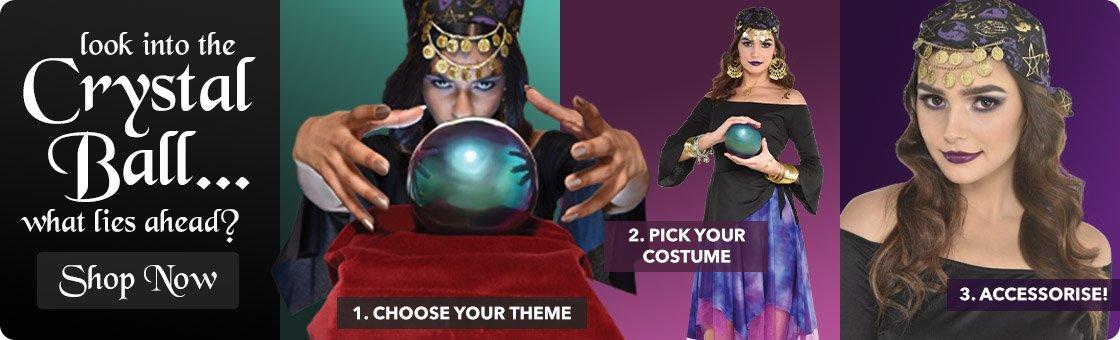 Costumes - Fortune Teller