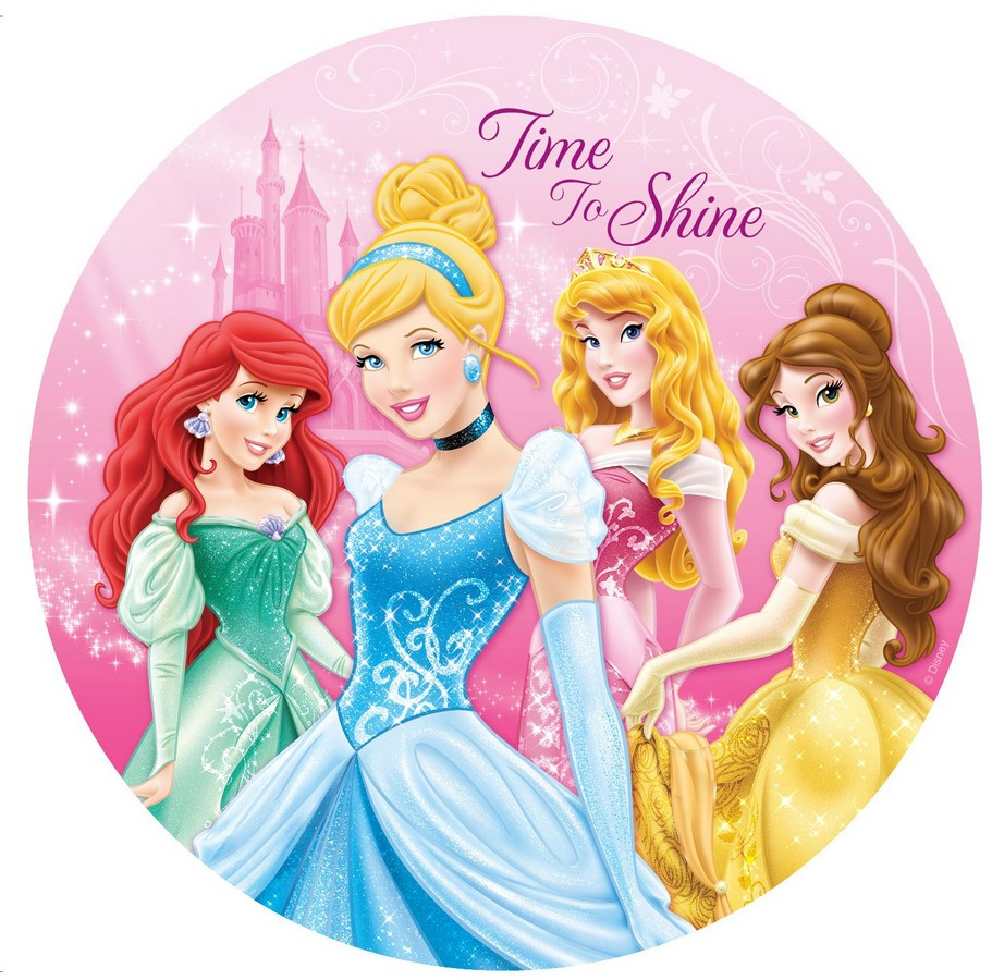Disney Princess Sparkle Party Pack 40pc
