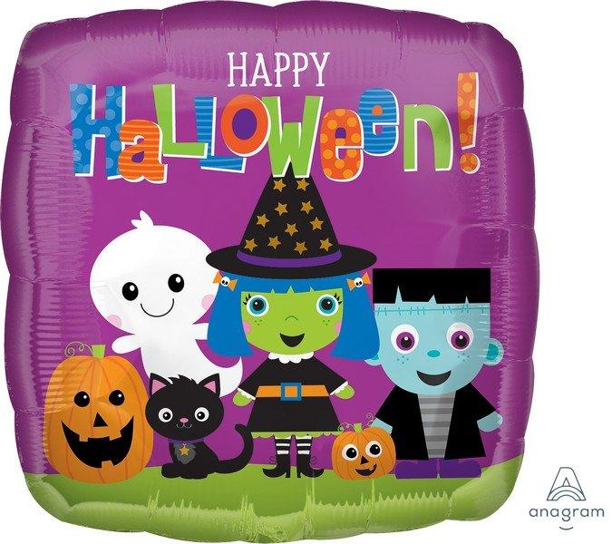 45cm Standard XL Happy Halloween Friends S40