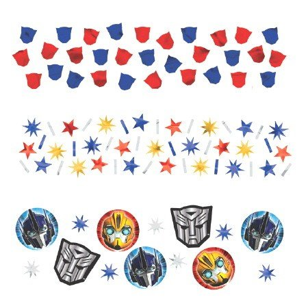 Transformers Core Value Confetti 34g - Paper & Foil