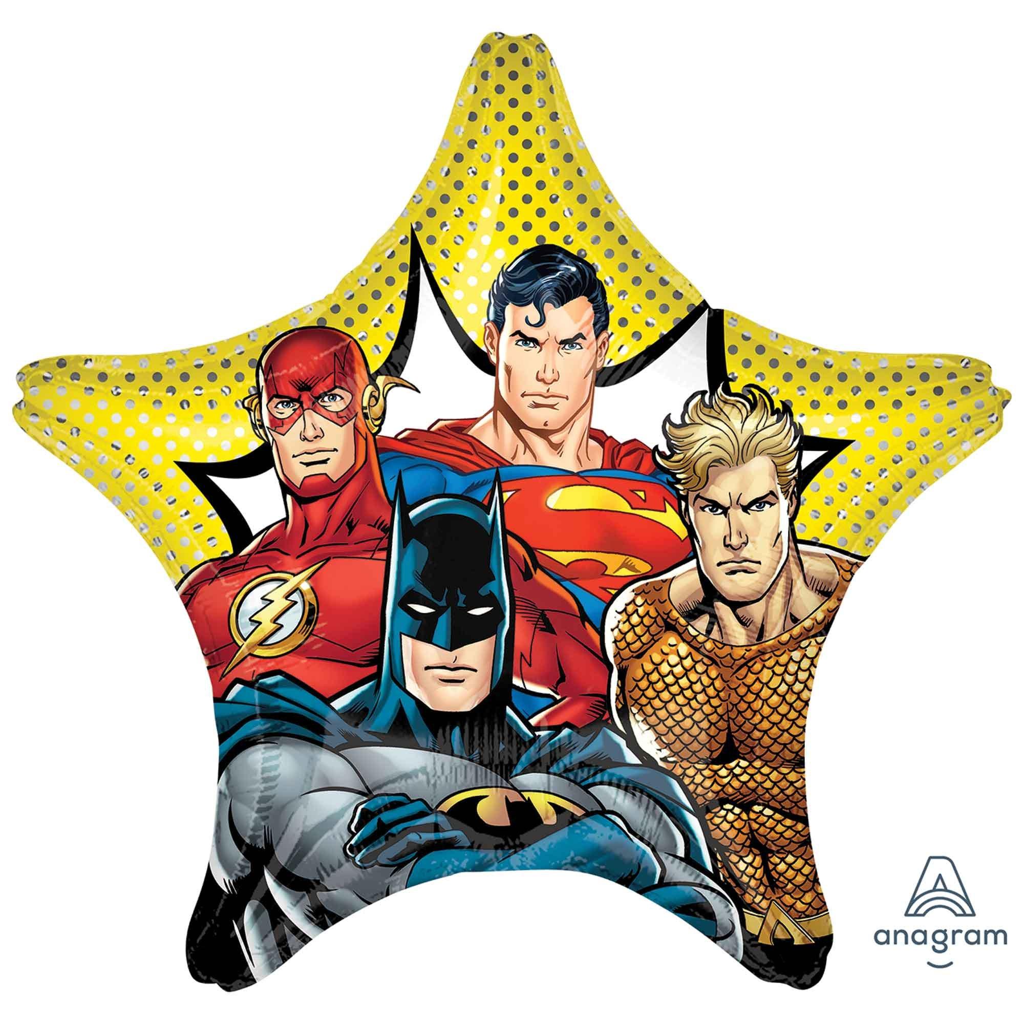 Jumbo HX Justice League P38