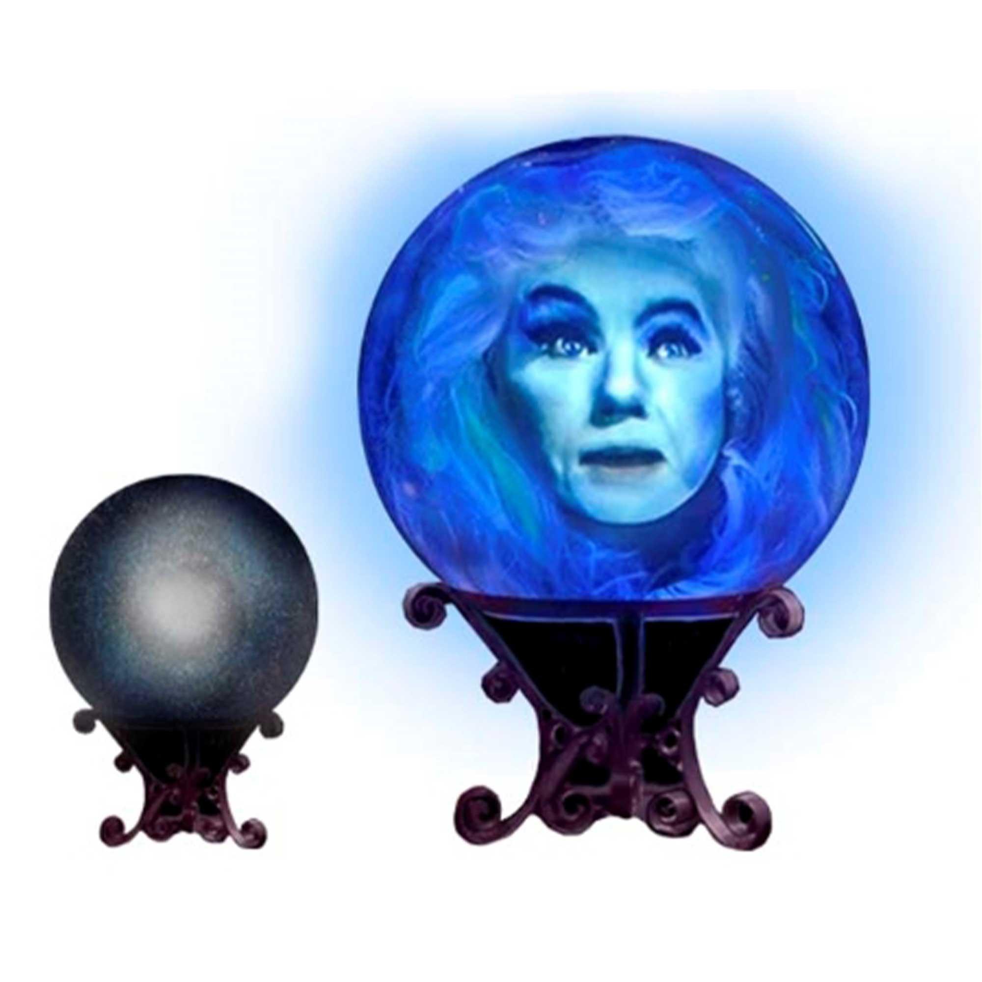 Haunted Mansion Madame Leota Ball Prop Motion Activated