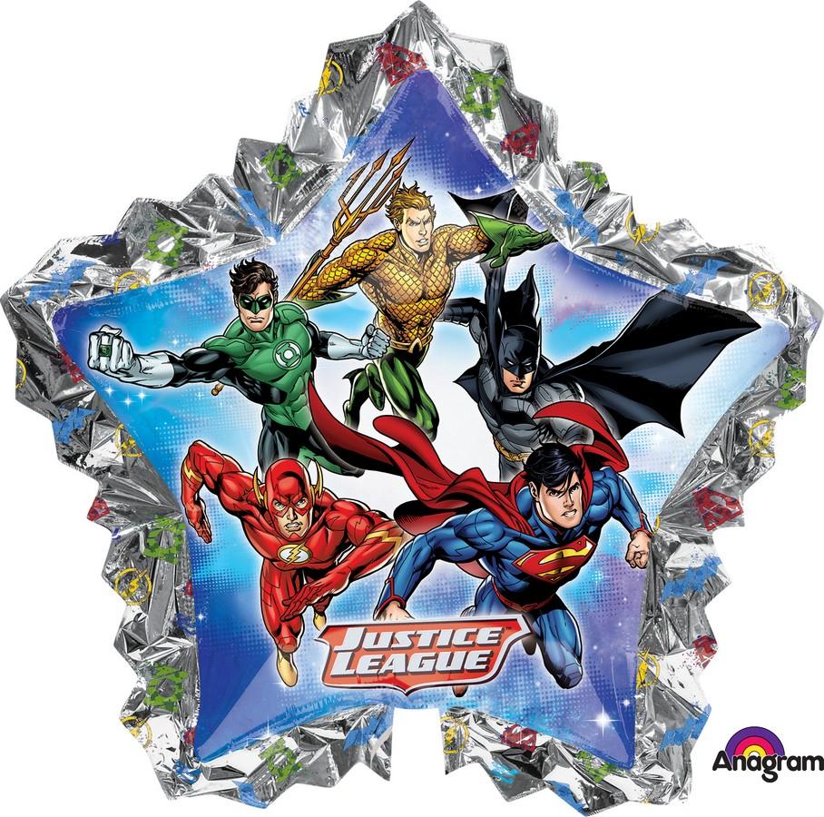 SuperShape XL Justice League Shape P38